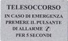 Telesoccorso ….5secondi  80x50mm